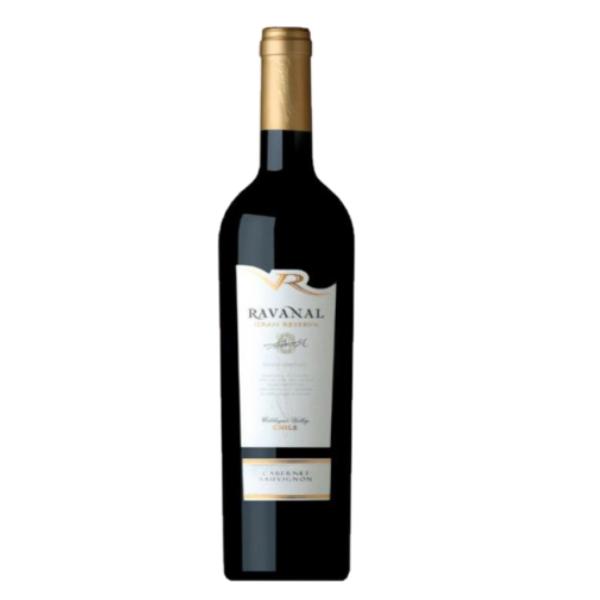里瓦诺极品珍藏赤霞珠干红葡萄酒
