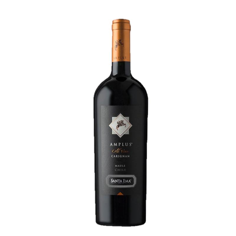 圣艾玛安培士老藤佳丽酿干红葡萄酒