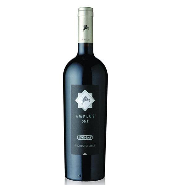 SANTA EMA 圣艾玛安培士1号干红葡萄酒