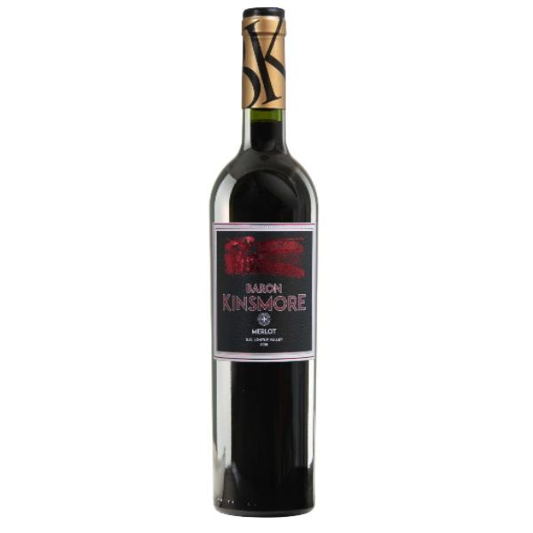 京士伯男爵经典梅洛干红葡萄酒
