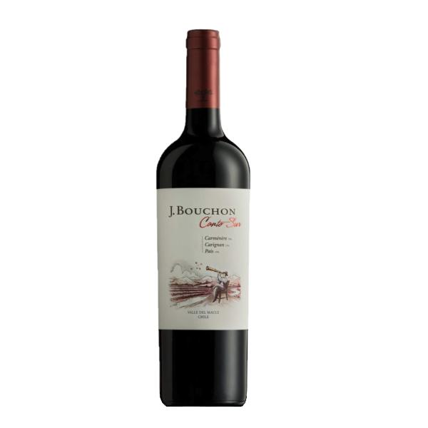 博穹坎托苏尔珍藏干红葡萄酒