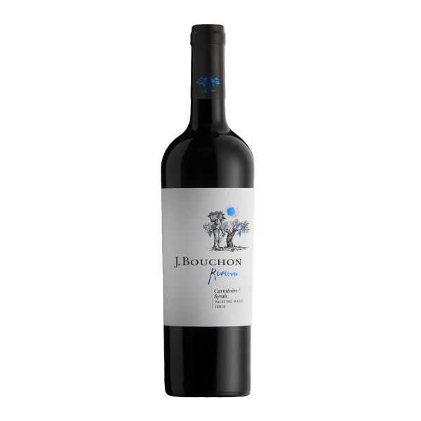 博穹珍藏佳美娜西拉混酿干红葡萄酒