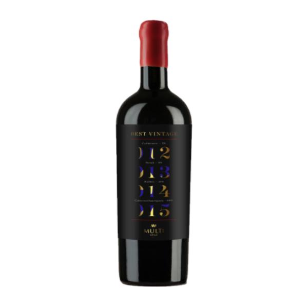 妙极最佳年份限量珍藏混酿干红葡萄酒