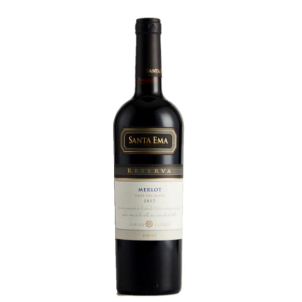 圣艾玛珍藏梅洛干红葡萄酒